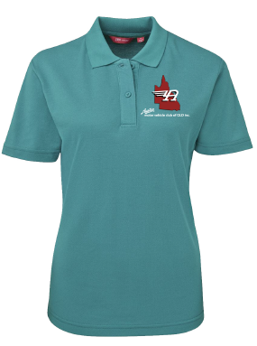 Jade Women's Polo Club Shirt $35 Sizes 8 10 12 14 16