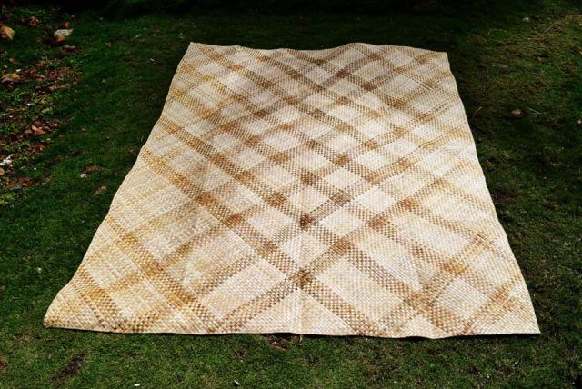 traditional banig
