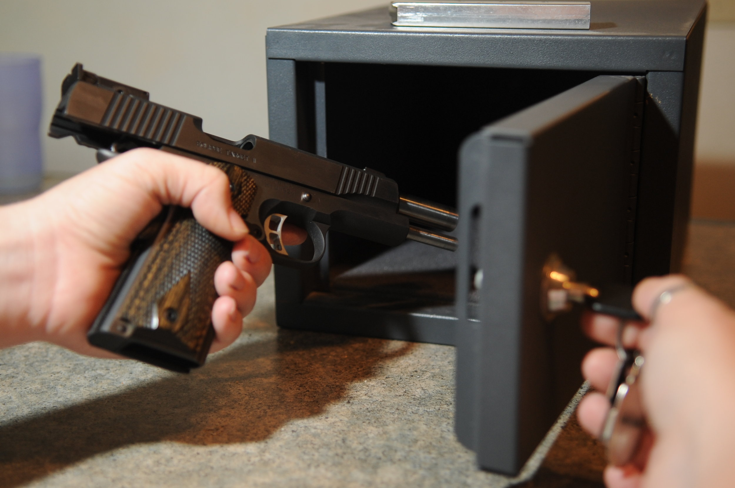 pistol safe pulitzer prize award winning photo GRAPH.JPG