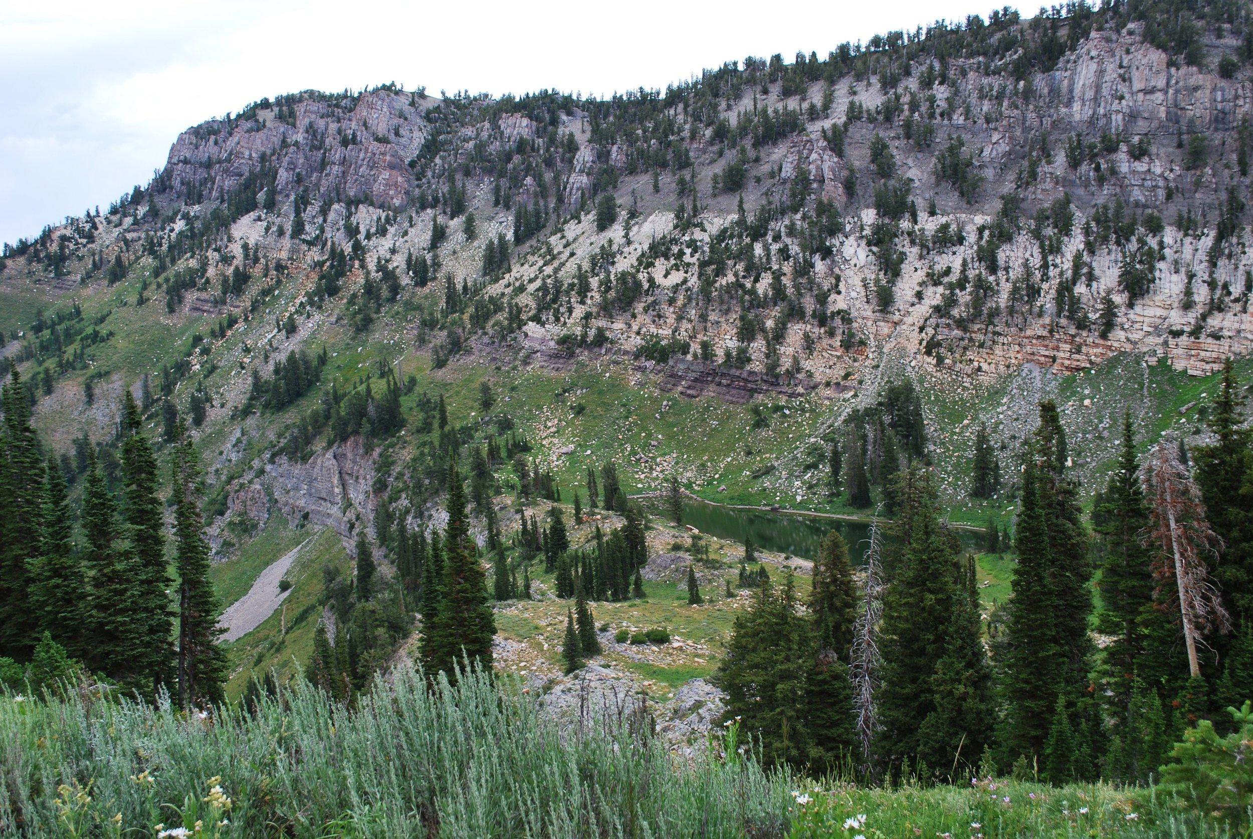 Incredible Geology, Incredible View