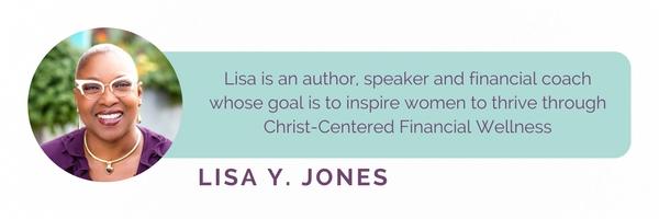 Lisa Y Jones