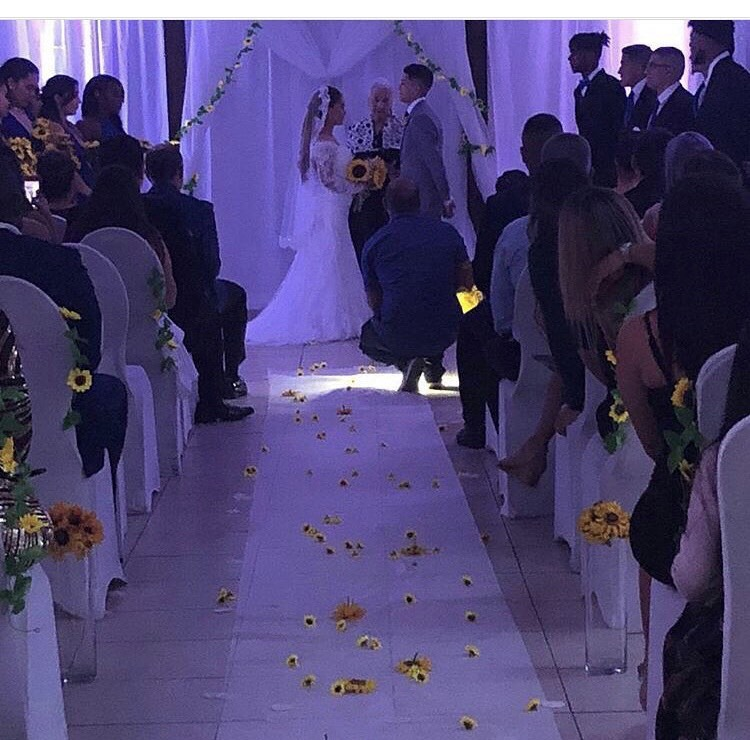 Weddings at our Location