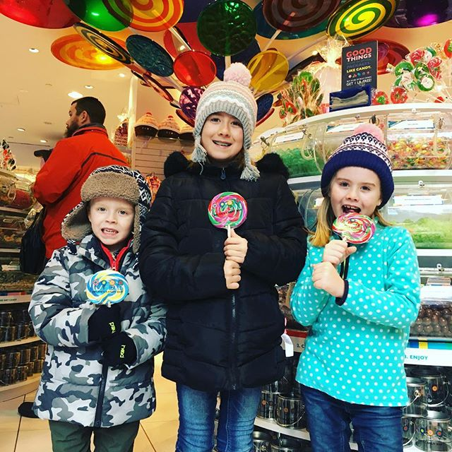 What do you do after being told you need another brain surgery? You go to Dylan's Candy Bar and get whatever you want! #chiariwarrior #bravelikehenley