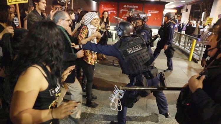 Black Lives Matter (arrest)