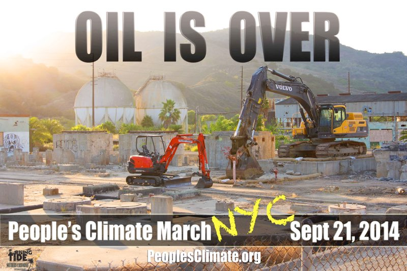 Oil is Over