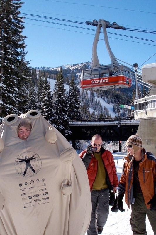 Don't Ski CoalBird