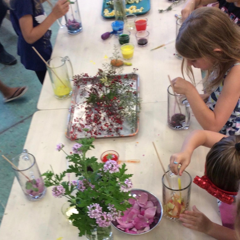 Potion Making!