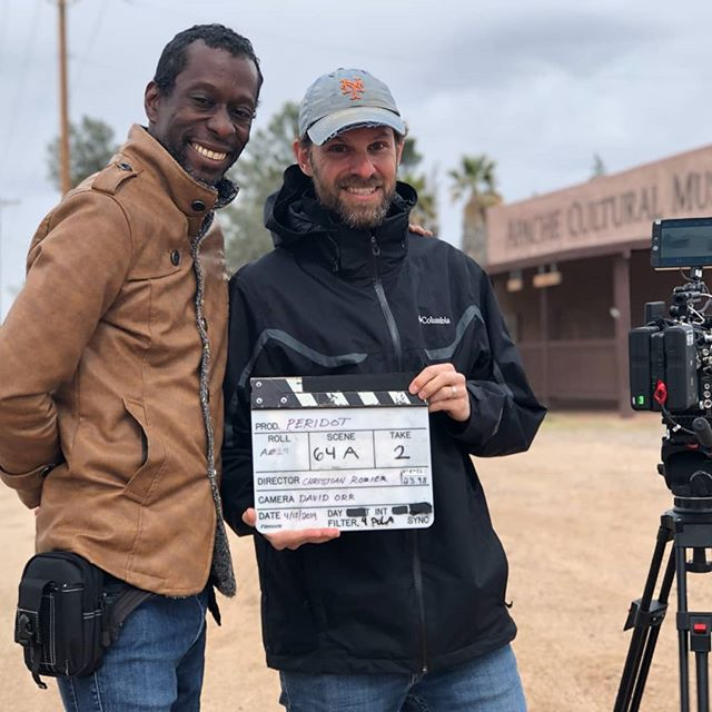 I've been home for a few days, but I'm still processing the incredible experience of shooting the feature @peridotmovie on the Apache reservation in #SanCarlos #AZ. A huge thank you to all of the wonderful cast and crew, and particularly director Christian Rozier for his trust, @austinhobart for keeping me focused in so so many ways (plus everything else), @oopsaz and @mikereaaz for leading the finest and funniest G/E team I could imagine, @alliefredericks and @shii.she.visions for your design magic, @joeypancakes, @steezyapache and @stephfiggins for your logistical magic, and all of the incredible film academy grads that crushed it every single day including @_bexx @__jraynae @gio_666.5. I can't wait to share some images shortly! --- #dp #dop #directorofphotography #cinematographer #cinematography #setlife #cameradept #featurefilm #shotonred #redgemini #reddigitalcinema