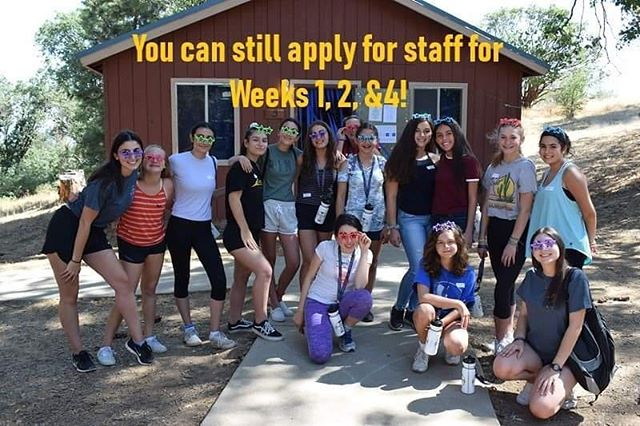 Hye Camp is just around the corner (12 days to be specific)! Weeks 1, 2, and 4 still need more staff. Do you enjoy arts & crafts, campfire, or sports? We can use you! Hurry up and apply today at www.hyecamp.com/staff-application to help make the Hye Camp program the best it can be for all our campers! And by the way, did me mention that all program staff members and counselors will receive a $100 gift at the end of their week for their service??? Apply now!