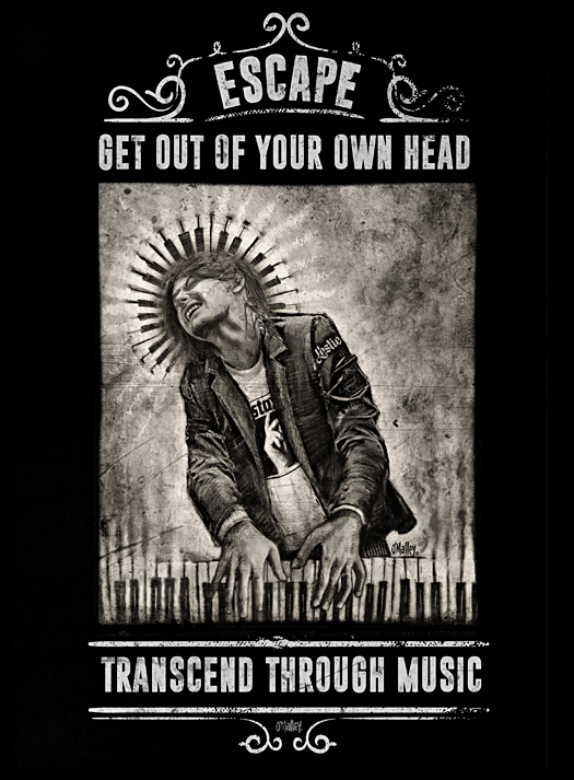 TRANSCEND THROUGH MUSIC
