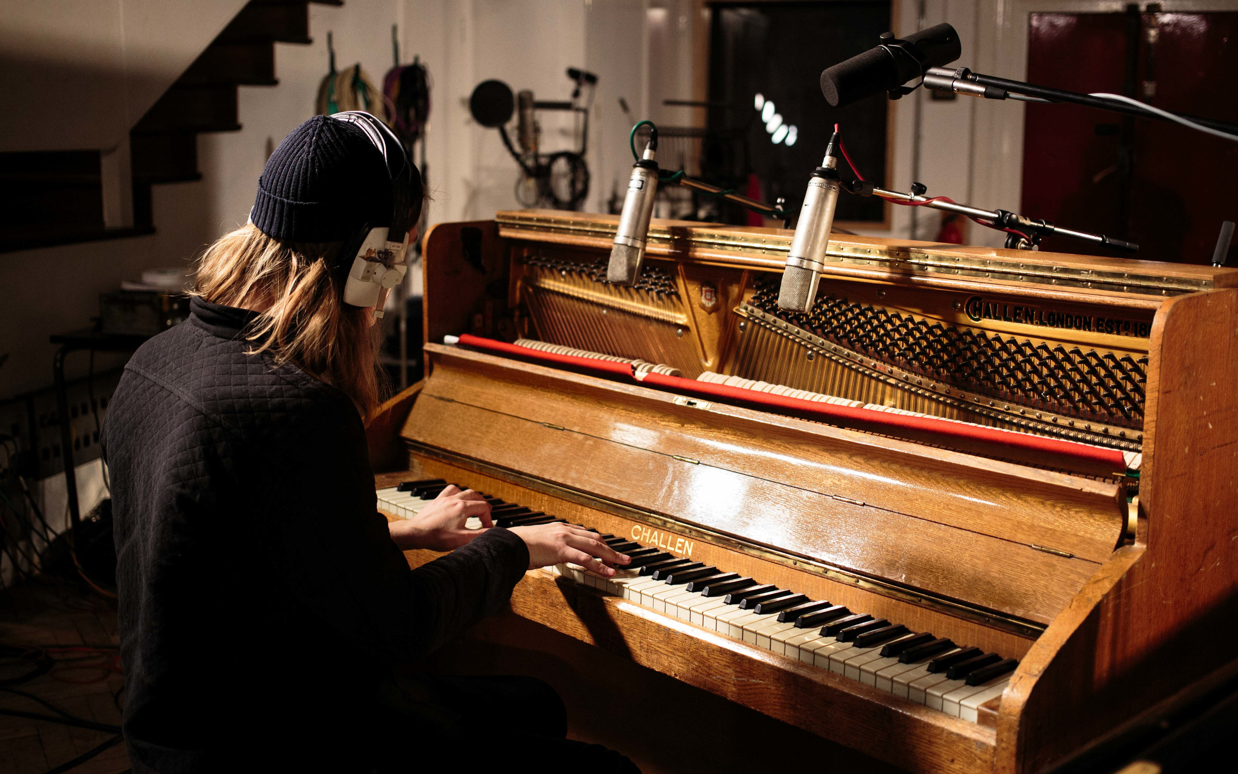 Music Sessions - Abbey Road Studios
