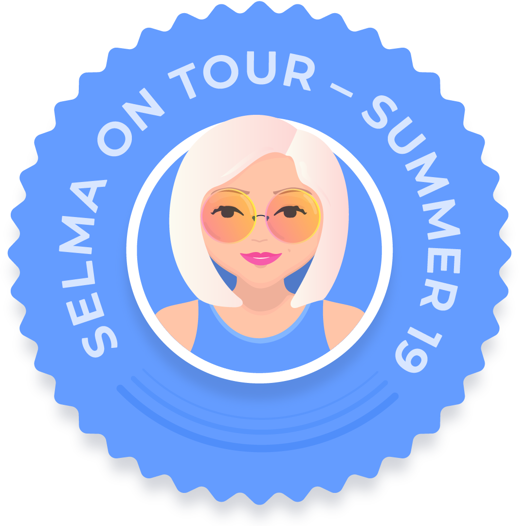 selma on tour-badge blue.png