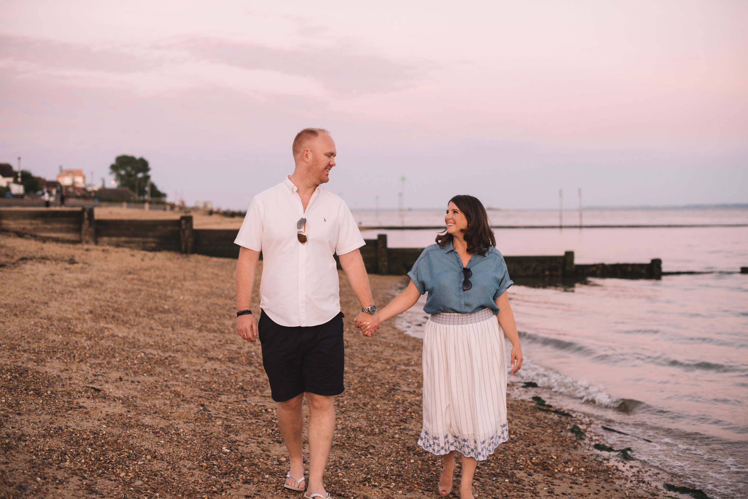 Southend pre wedding shoot, Essex wedding photography, Lucie Watson photography