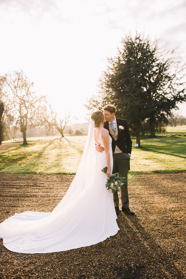gosfield hall wedding photography, Lucie Watson photographer, golden hour wedding photos