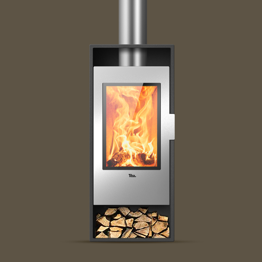 About - Client: Tiba AGRelease date: between 2009 and 2015Development time: Approx. 1 year per stove/kitchenRole: Independent Designer