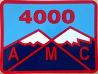 The Official AMC Four Thousand Footer Club Patch