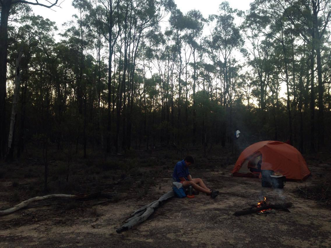Barania State Forest Camp