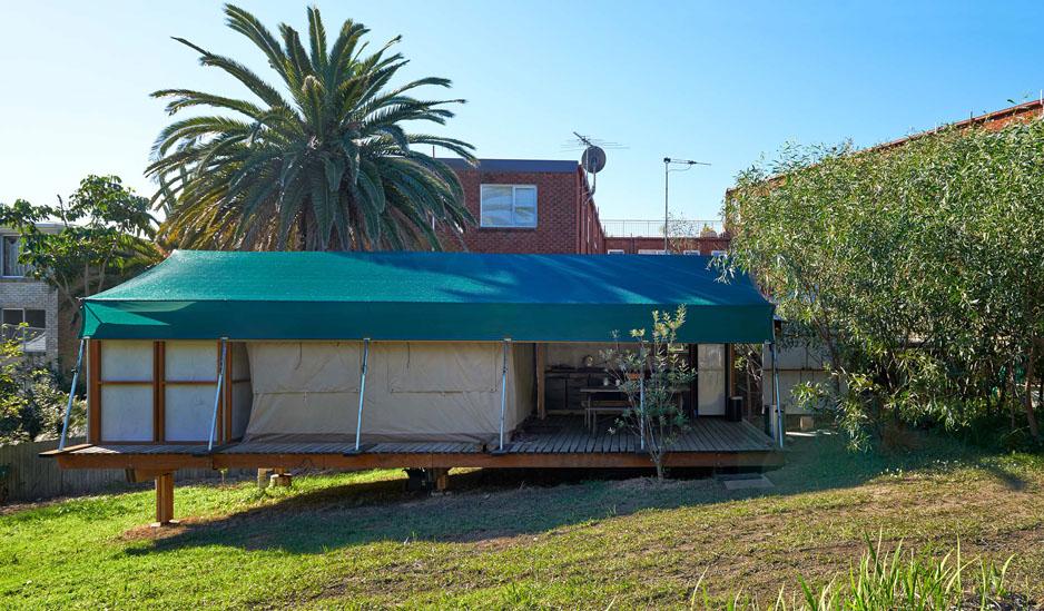 Stuchbury's Tent