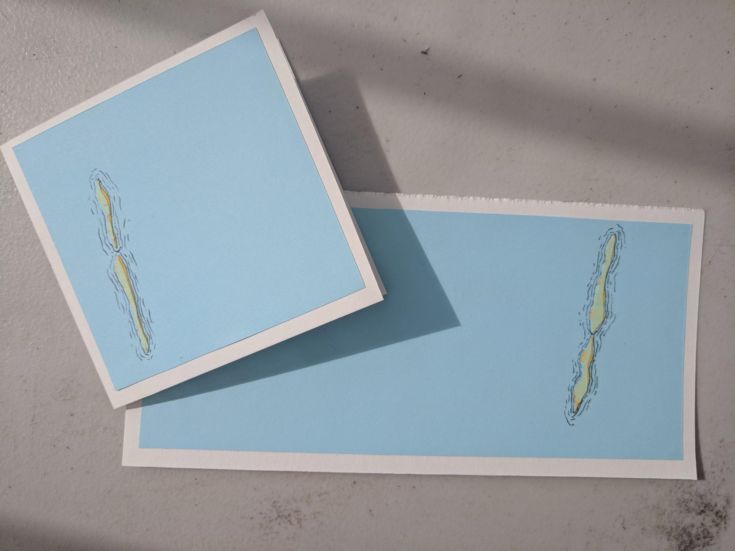 Bernier & Dorre Island Cards