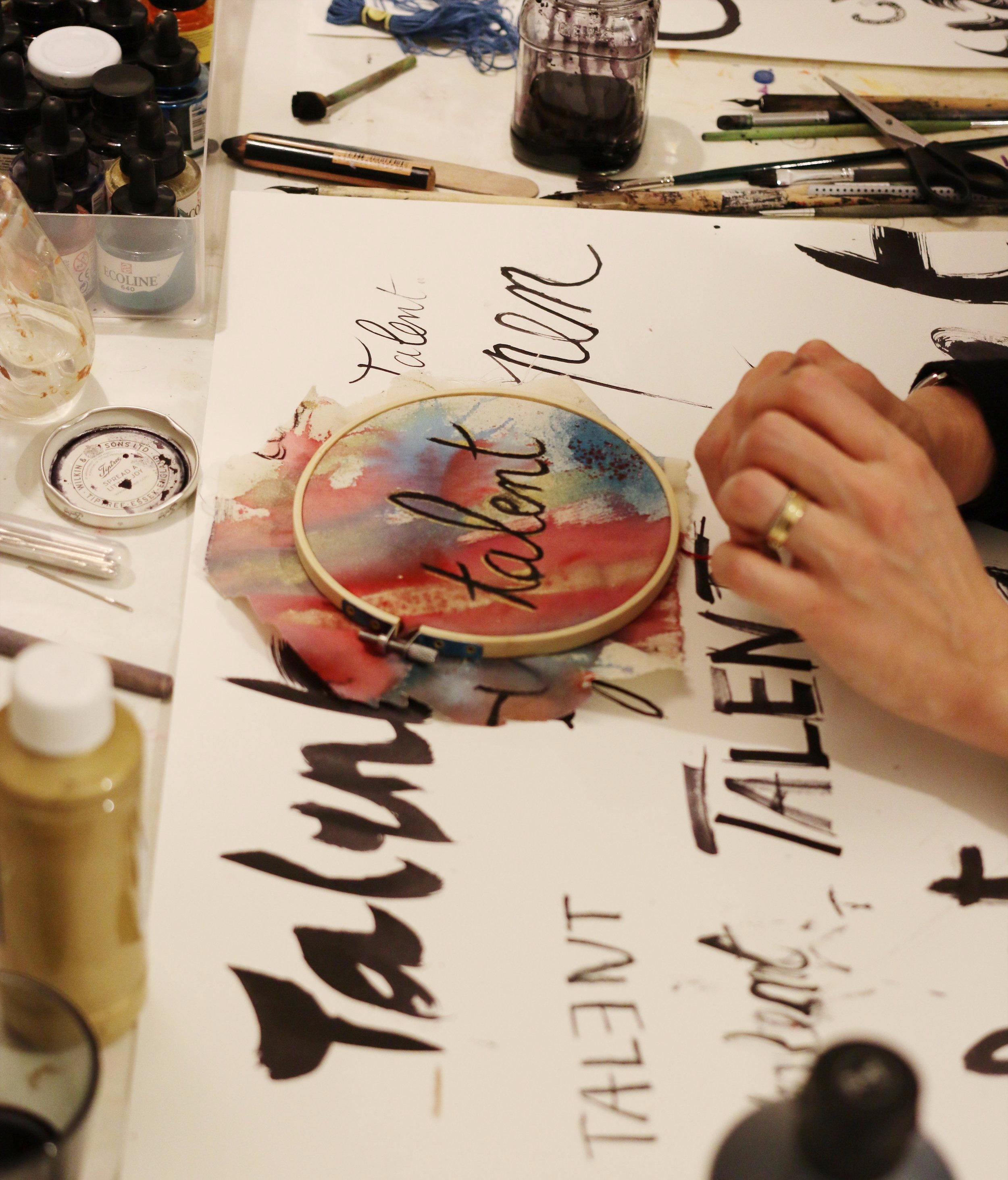 Creative+Team+building%2C+Berlin%2C+watercolour+art+workshop