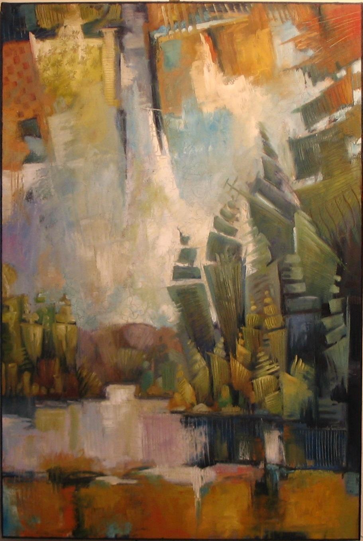 """Landscape #1 (36"""" x 24"""")"""