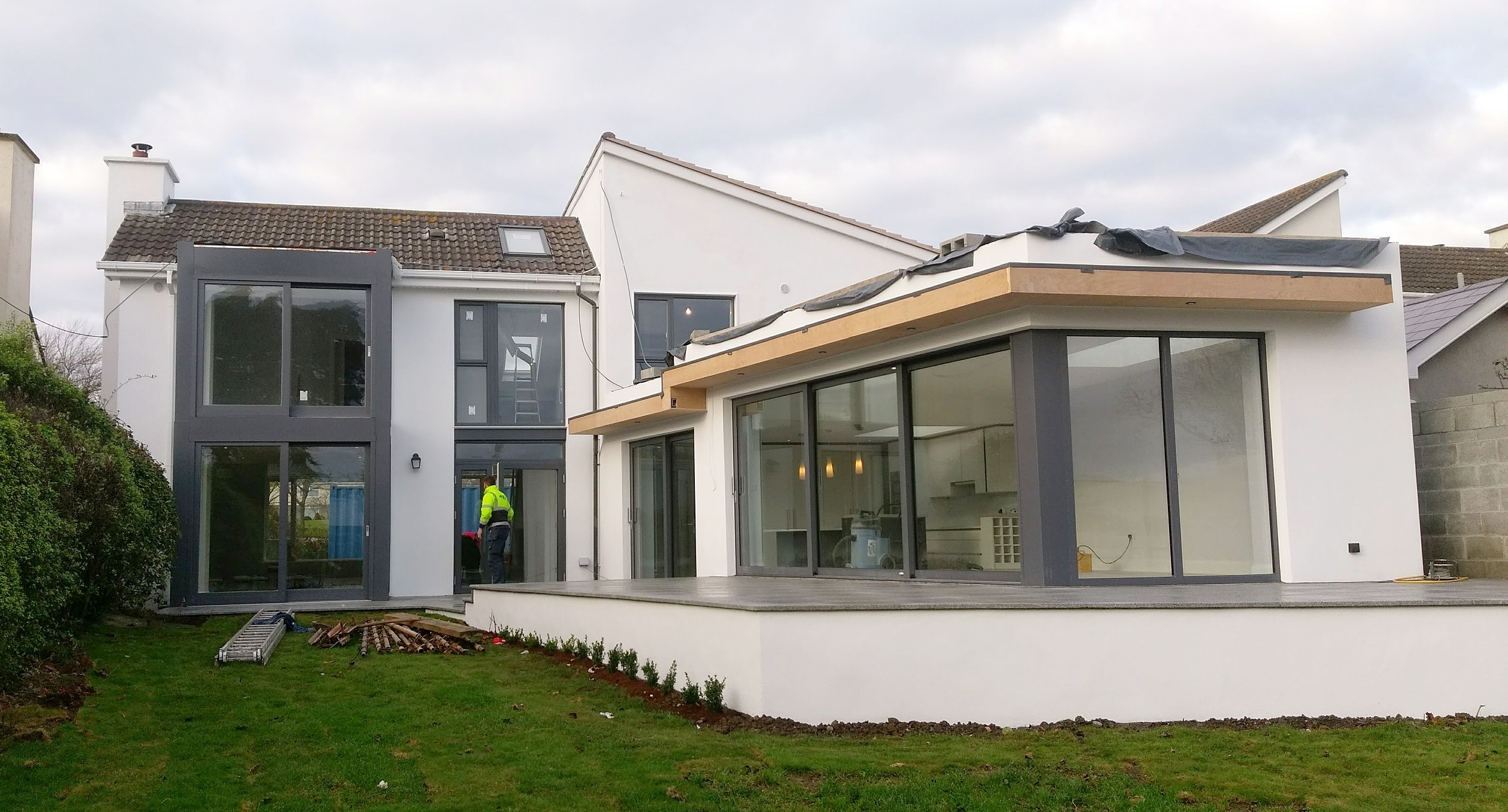 architect dublin, planning permissions, extensions dublin