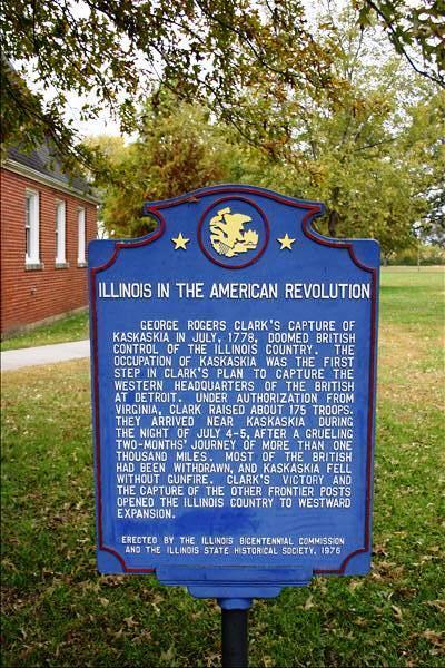 Illinois in the American Revolution