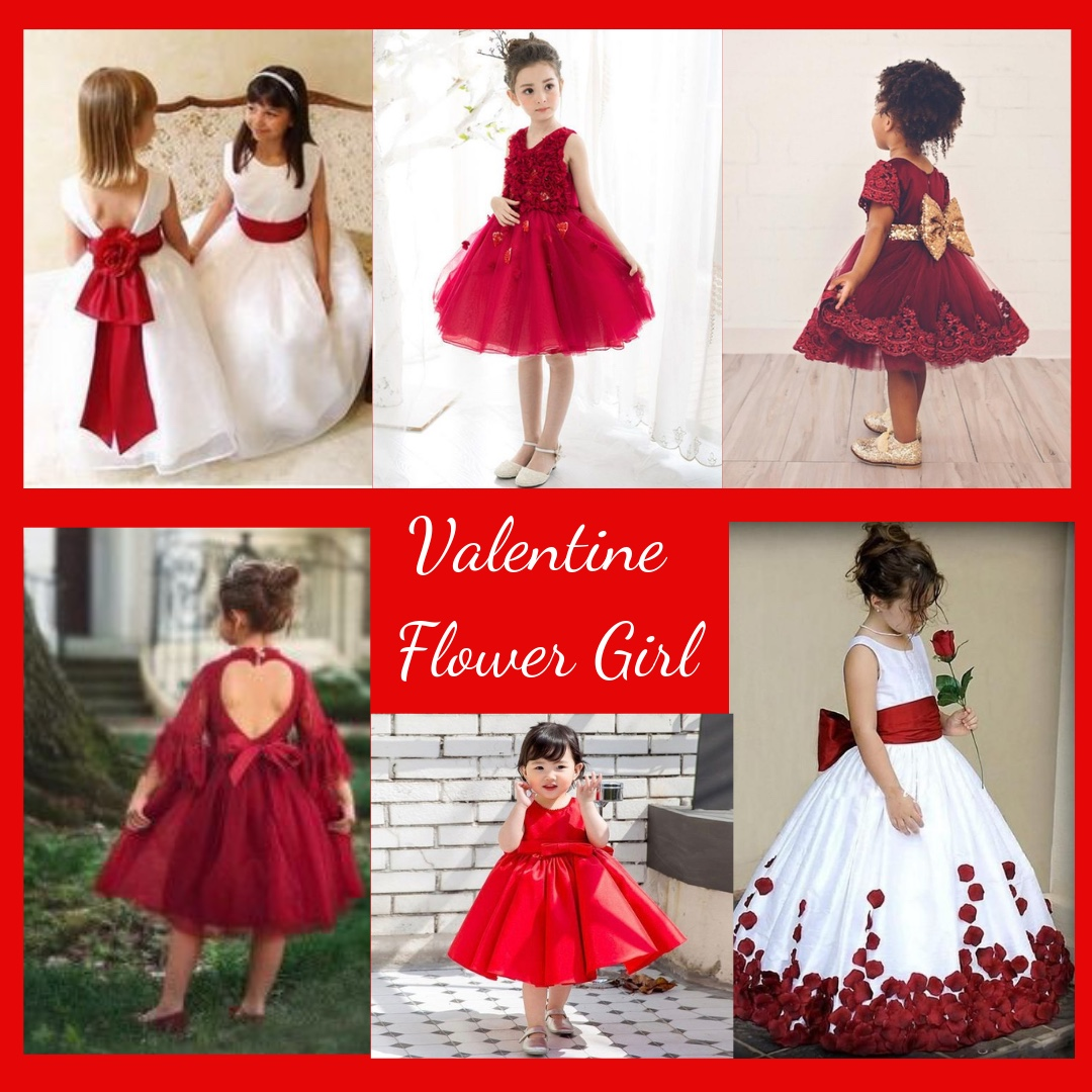 It's wonderful to really have your flower girl's look to be special.   Nothing is as fun as to watch a little girl twirl and shine in a special dress.  It adds such a fun and special element to your special day.