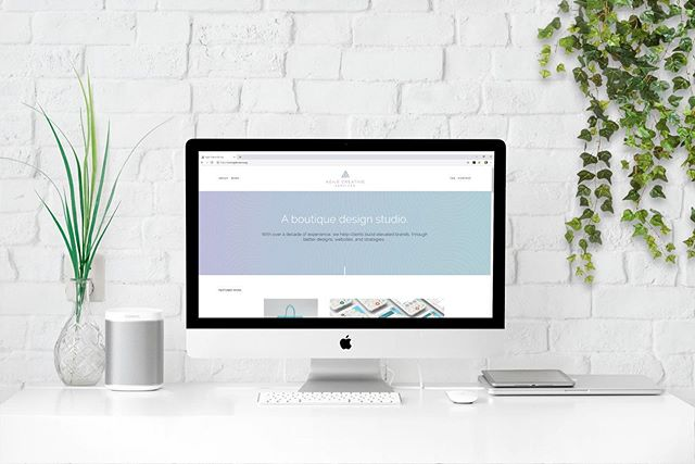 So excited to share our newly updated website! Take a peak at: www.agilecreative.ag ✨ -  Ask yourself if your website / brand / marketing materials reflect your business properly and are attracting your ideal customer. If the answer is no, it might be time for a refresh! ✨ -  Reach out and book a free consultation with Agile Creative Services.