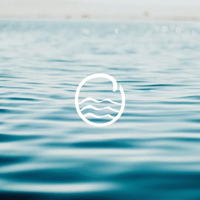 Submark for Coast Modern Seafood. Exploring and creating this personal branding project for a conceptual restaurant has been so fun!