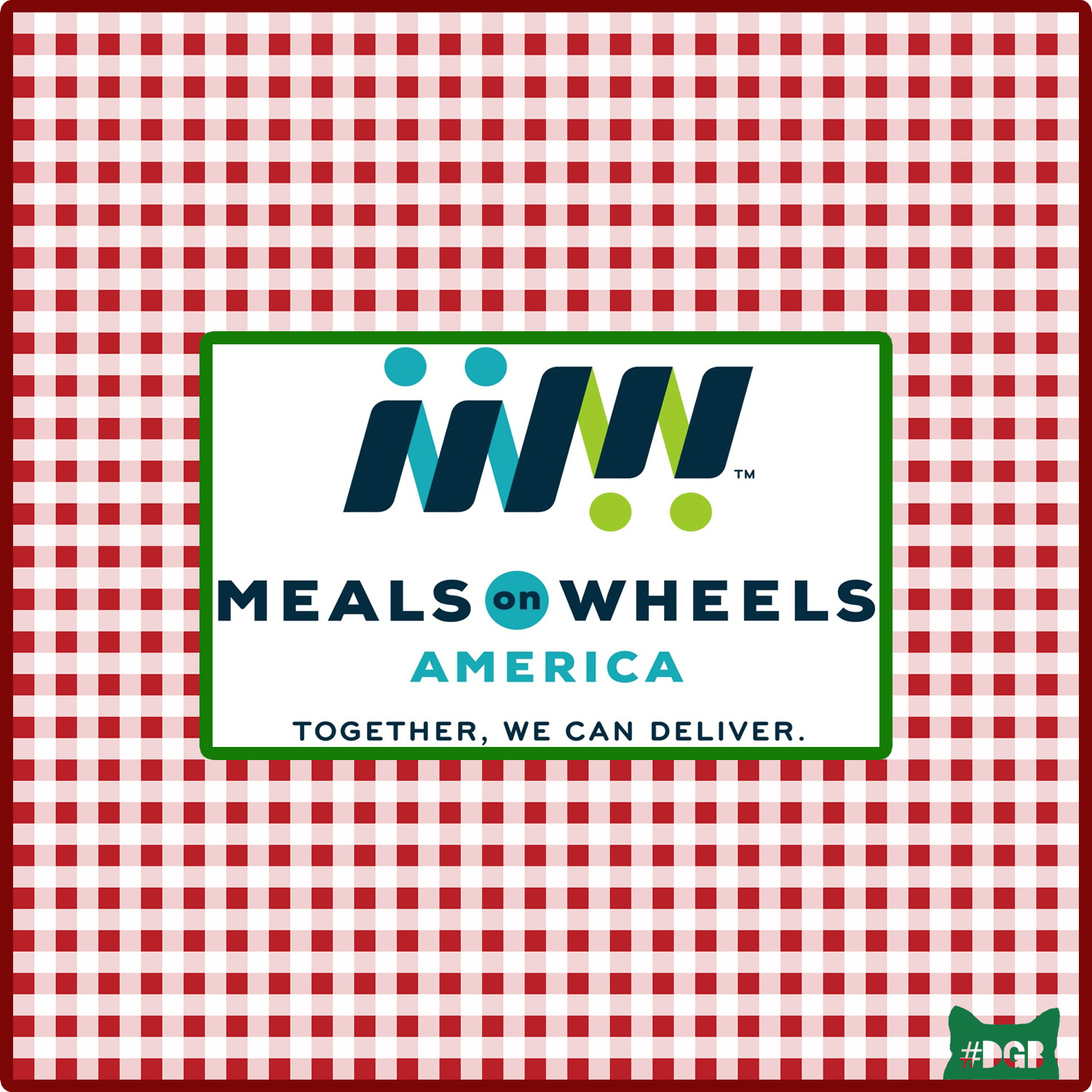 "Your DGB for today is to help feed senior Americans through the Meals on Wheels Program.     Recent comments by Trump's Budget Director, Mick Mulvaney, suggest that budget cuts have the potential to have adverse effects on the Meals on Wheels program. The President of Meals on Wheels has been quoted as saying  ""The problem with a skinny budget is it is lean on details. "" Our crystal ball is in the shop so we have no idea if they are going to lose funding or not (uncertainty is an underlying theme of this presidency), but we aren't ones to just sit around and wait for bad things to happen.     Today we are asking you to help Meals on Wheels in one of two ways. Consider volunteering for Meals on Wheels in a way that works for your schedule. It can be a one time thing, a once a month gig, or maybe you have time to do it every week! Some locations even need help in their kitchens preparing food. Check their  website  and find a volunteering opportunity that works for you. If you are hard-pressed for time, you can visit  their site  for other ideas for advocacy, shopping, or donations.     Let's work together to make sure our seniors are fed and our hearts are full."