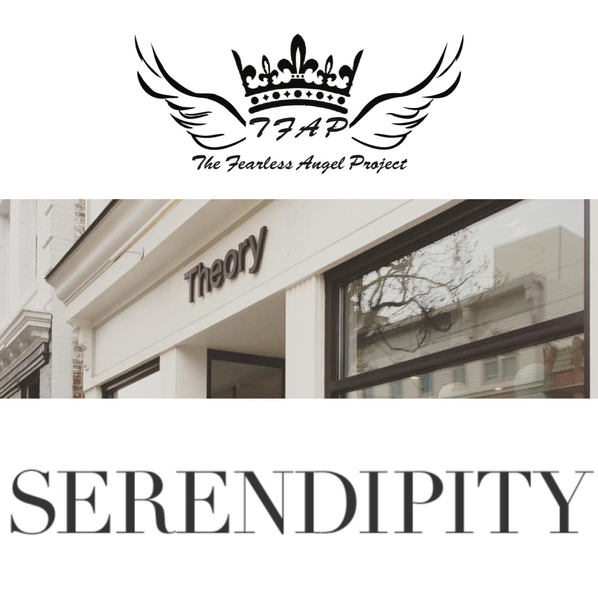 TFAP PARTNERS WITH THEORY & SERENDIPITY MAGAZINE  JUNE 20, 2015    SEE ARTICLE
