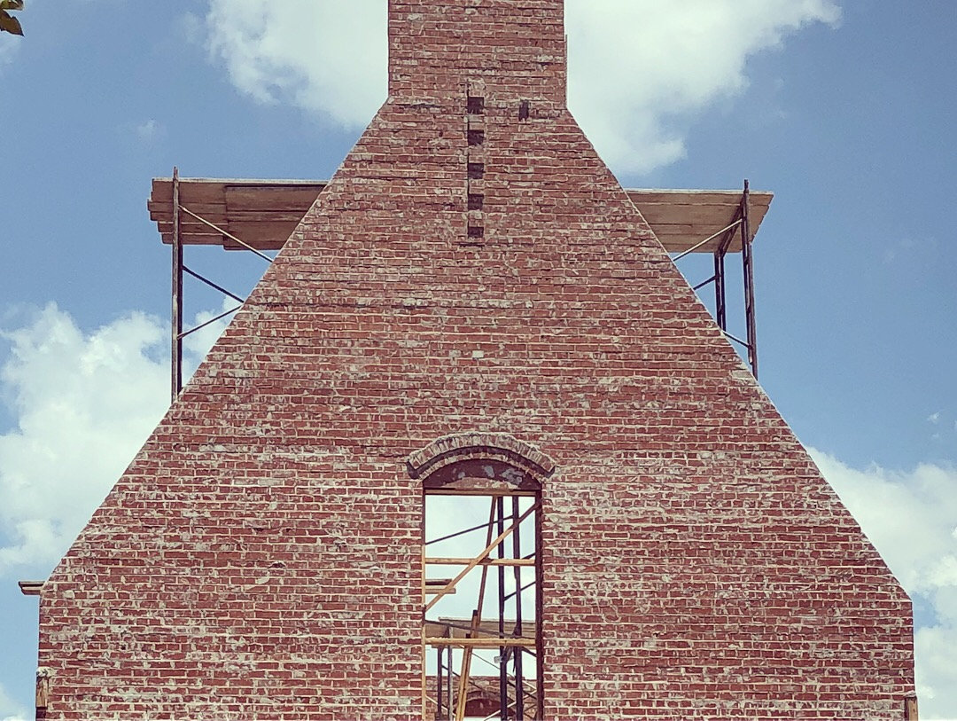 Brick Detailing - the Franklin Home - by Building Culture