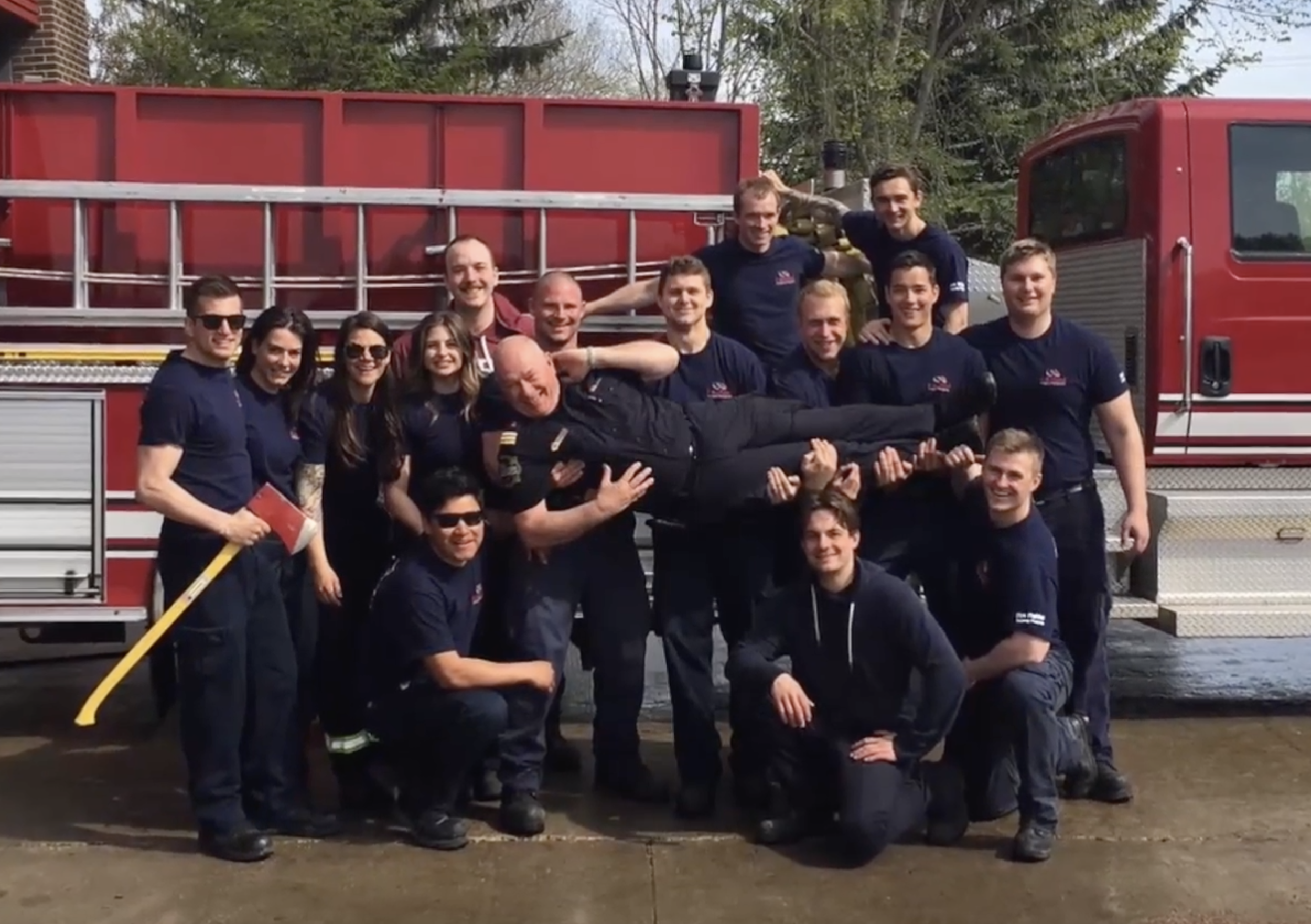 Fire Etc  is Alberta's emergency training centre for fire fighters and EMTs.