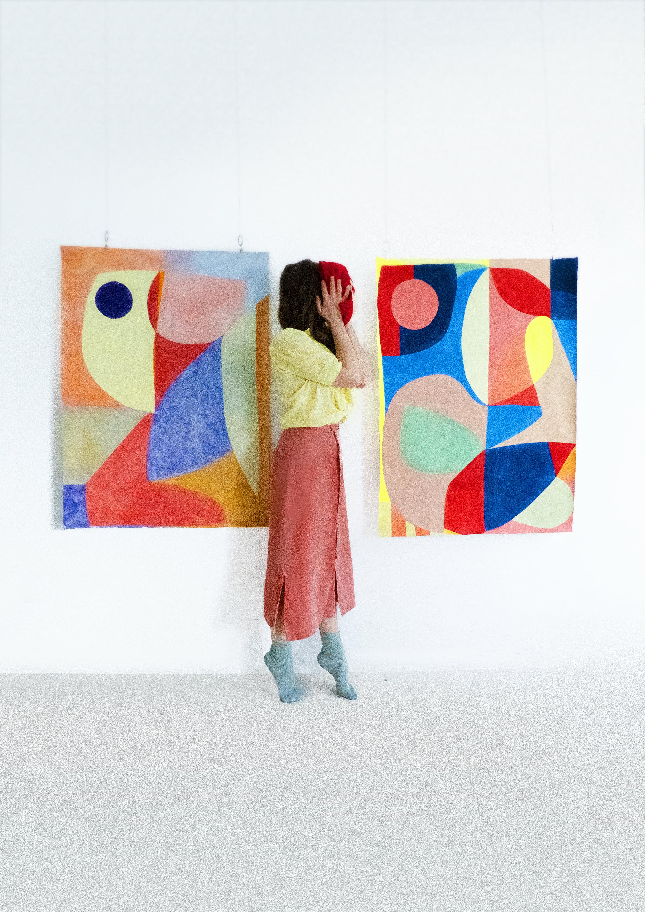 Caroline Denervaud _ Double V Gallery_Marseille_Vernissage Jeudi 21 mars 2019_ Curator Emmanuelle Oddo_HD2.jpg