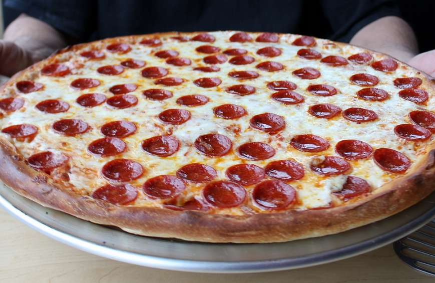 Bisonte Pepperoni Pizza