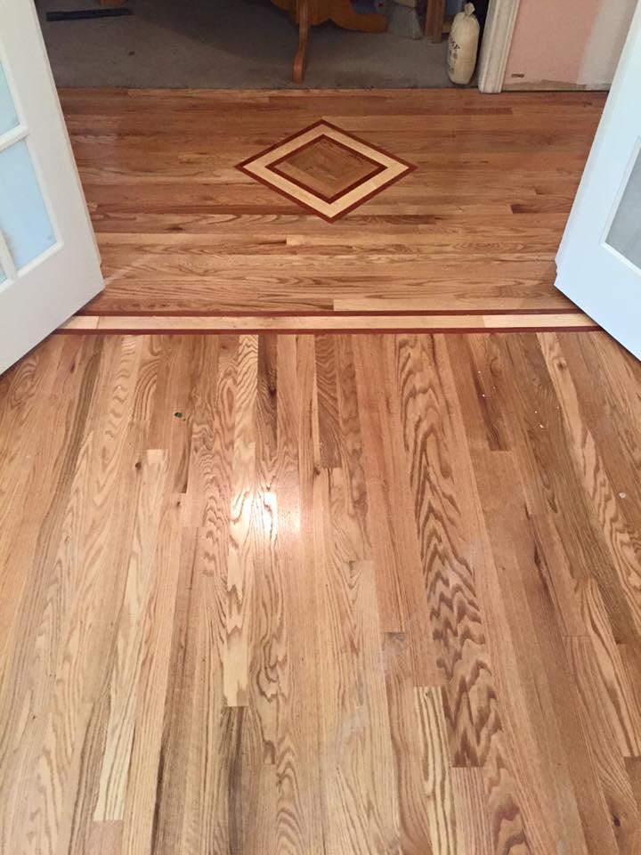 Hardwood Floors installed in Newton, NJ