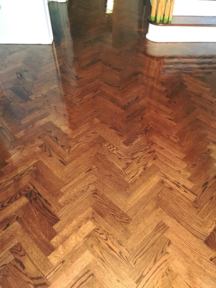 Hardwood floor refinishing in mt. olive, NJ