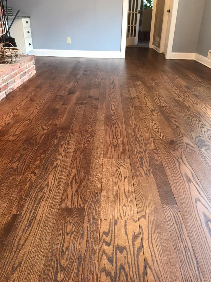 Hardwood floors in Morristown, NJ