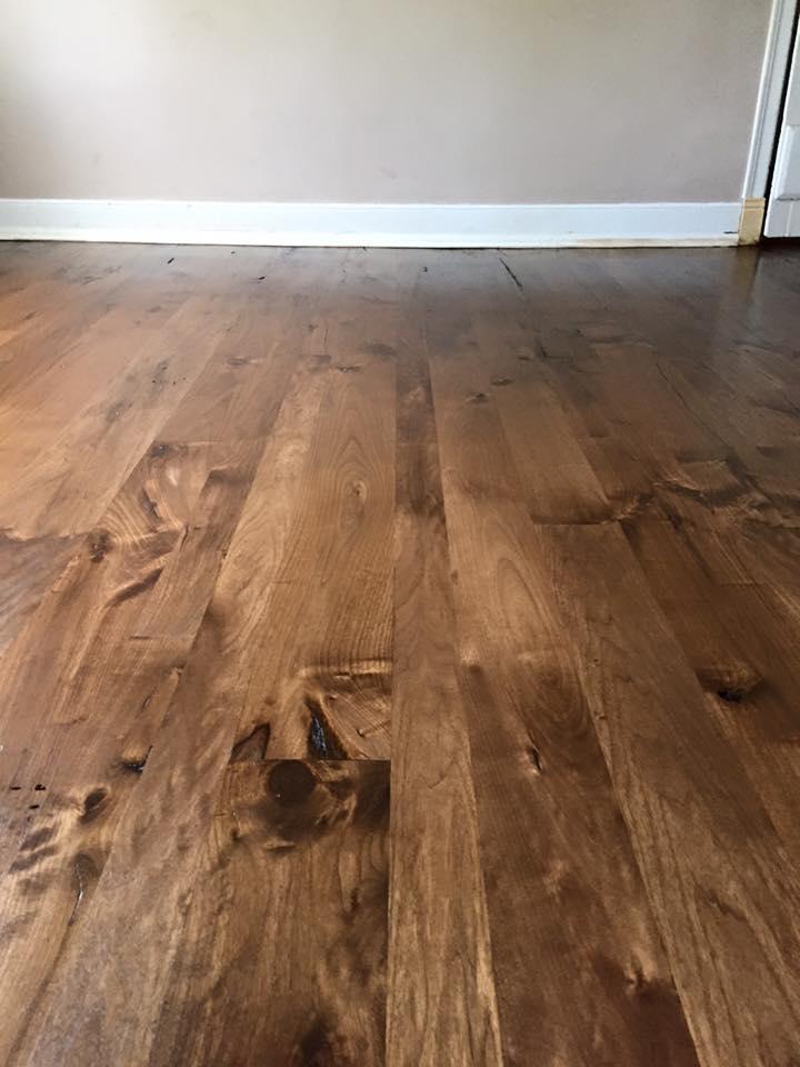 Hardwood floors in Maplewood, NJ
