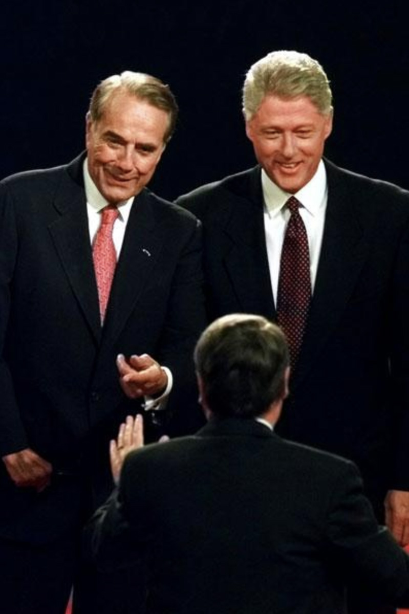 1996 Presidential Debate - Hartford, CT