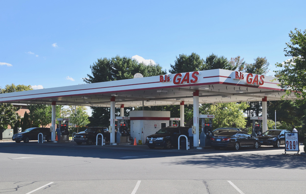 BJ's Gas - West Hartford, CT