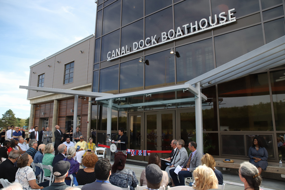 Canal Dock Boat House - New Haven, CT