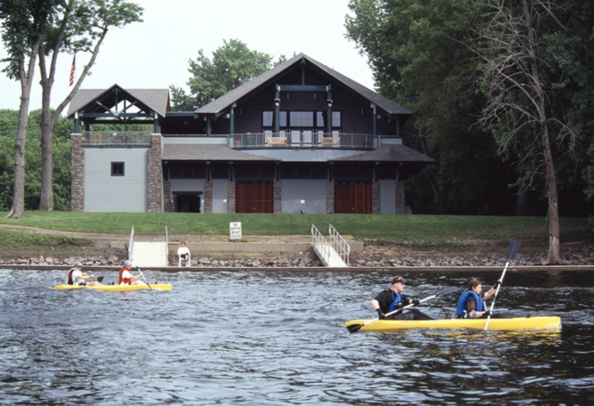 Greater Hartford Jaycees Community Boathouse - Hartford, CT