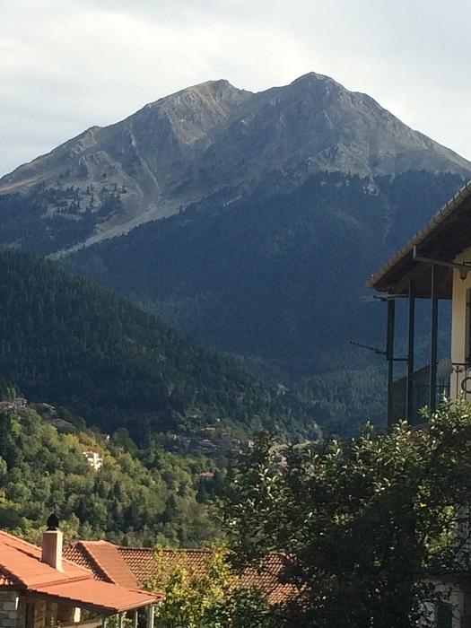 Yiayia's Mountain