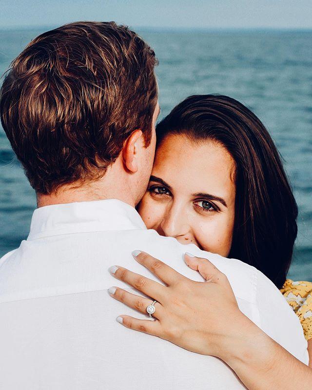 Goodbye Miss, Hello Mrs. #engagement💍  #engagementshoot