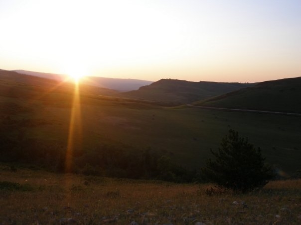 One of the most peaceful places I have ever known - the Bauen Camp in Parkman, Wyoming