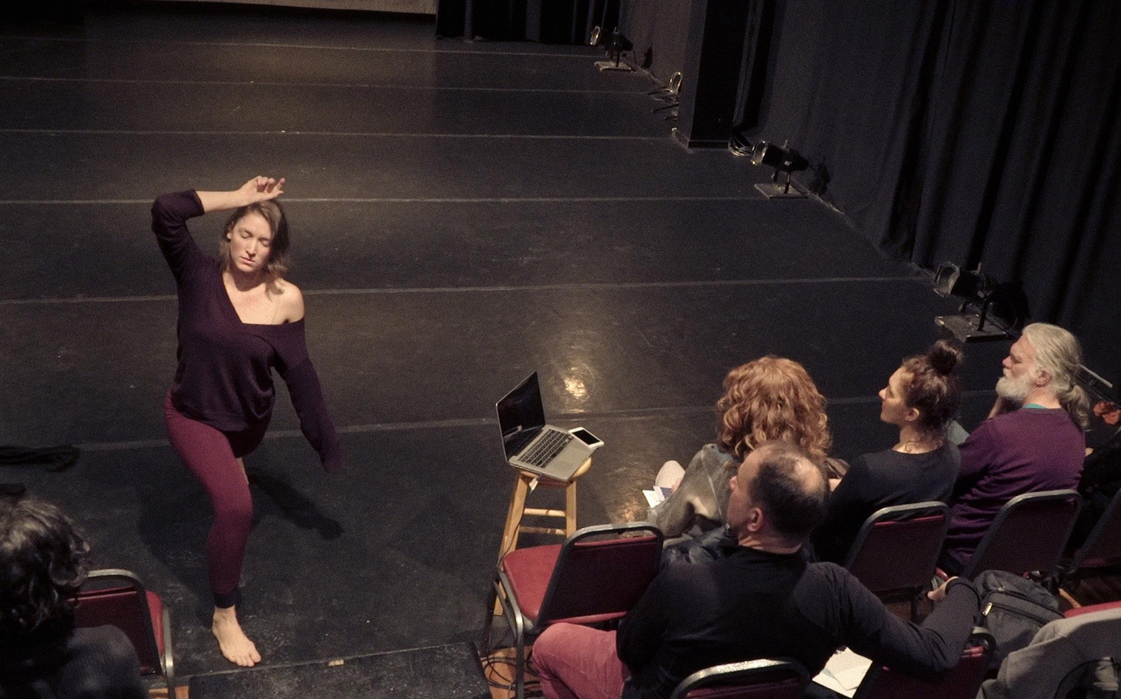 New Performer, Triskelion Arts