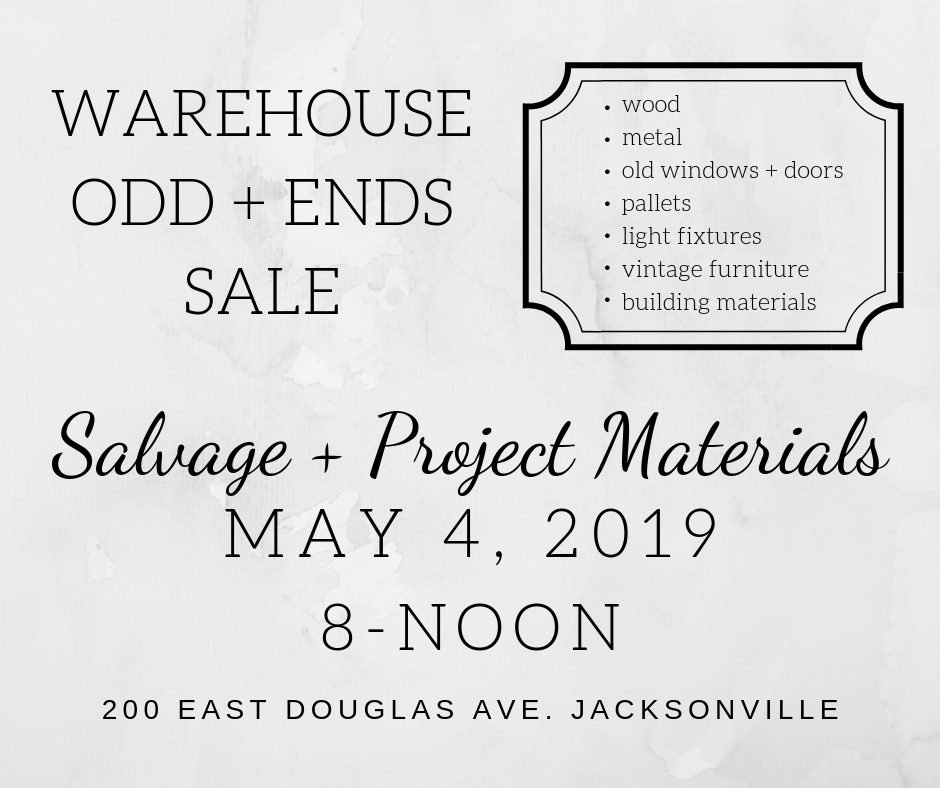 Warehouse Odd + Ends Sale.jpg