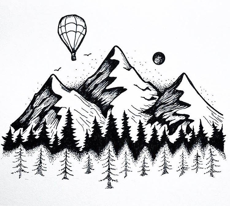 Over the Mountains